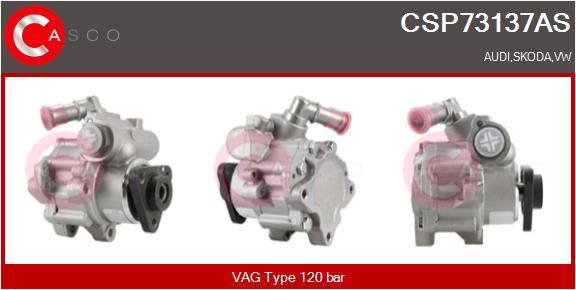 Pompe direction assistee CASCO CSP73137AS (X1)