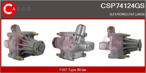 Pompe direction assistee CASCO CSP74124GS (X1)