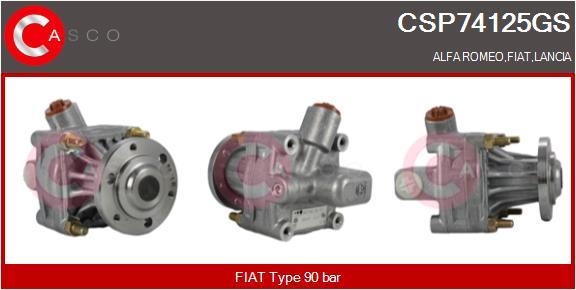 Pompe direction assistee CASCO CSP74125GS (X1)