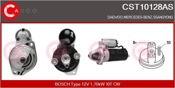 Demarreur CASCO CST10128AS (X1)