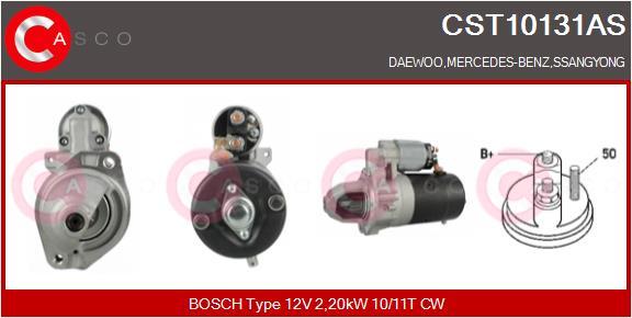 Demarreur CASCO CST10131AS (X1)