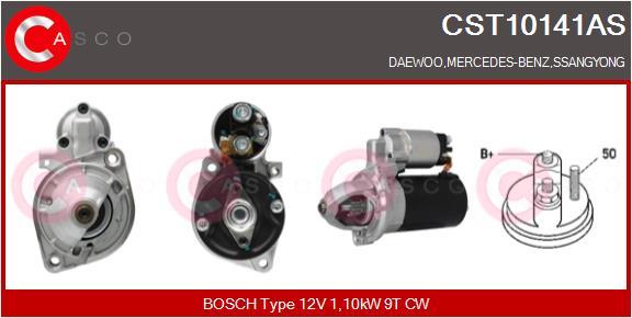 Demarreur CASCO CST10141AS (X1)