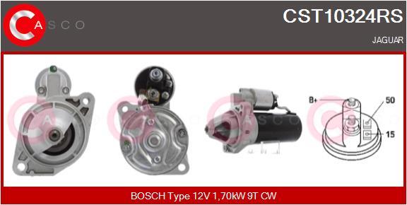 Demarreur CASCO CST10324RS (X1)