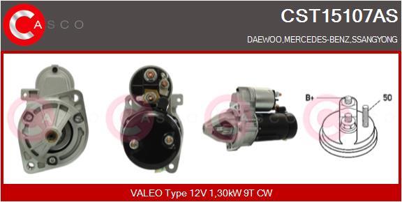 Demarreur CASCO CST15107AS (X1)