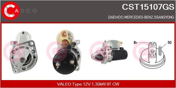 Demarreur CASCO CST15107GS (X1)