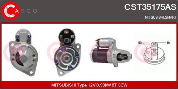 Demarreur CASCO CST35175AS (X1)