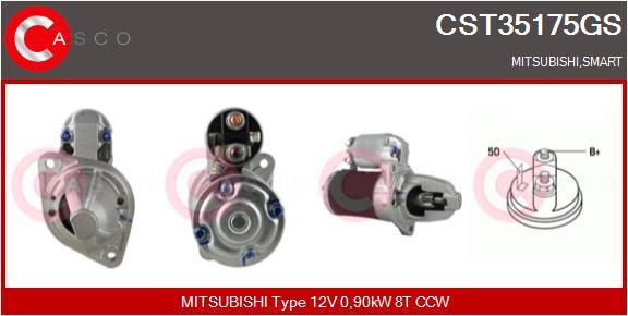 Demarreur CASCO CST35175GS (X1)