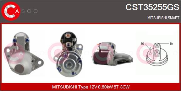 Demarreur CASCO CST35255GS (X1)