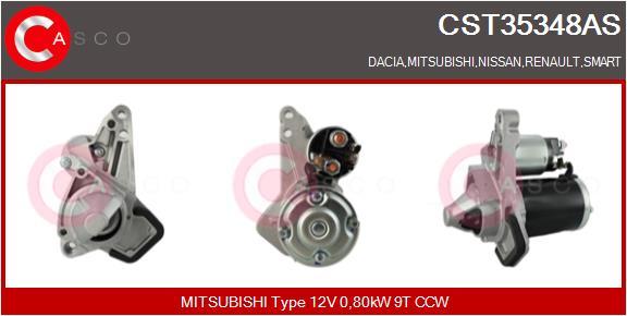 Demarreur CASCO CST35348AS (X1)