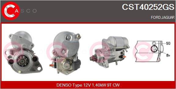 Demarreur CASCO CST40252GS (X1)