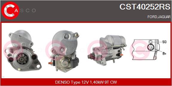 Demarreur CASCO CST40252RS (X1)