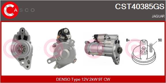 Demarreur CASCO CST40385GS (X1)