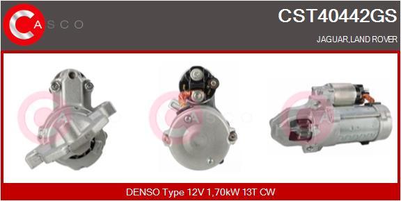 Demarreur CASCO CST40442GS (X1)