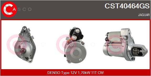 Demarreur CASCO CST40464GS (X1)