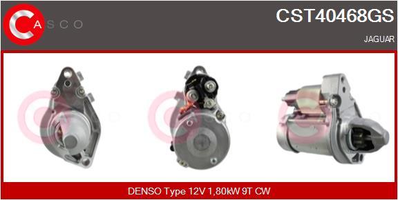 Demarreur CASCO CST40468GS (X1)
