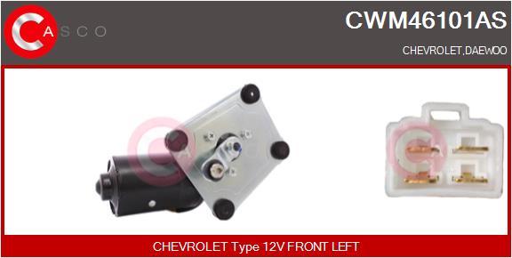 Moteur essuie glace CASCO CWM46101AS (X1)