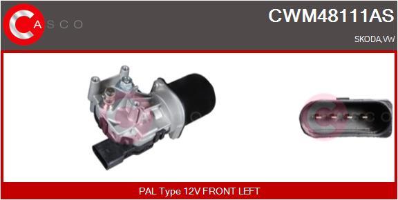 Moteur essuie glace CASCO CWM48111AS (X1)