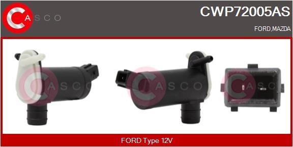 Pompe de lave-glace CASCO CWP72005AS (X1)
