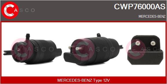 Pompe de lave-glace CASCO CWP76000AS (X1)
