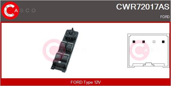 Contacteur interrupteur de demarreur Ford Fiesta du 01//2002 au 09//2008