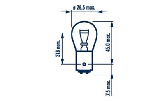 Ampoules NARVA 17916 (X1)
