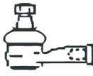 Rotule exterieure FRAP F903 (X1)