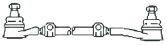 Biellette / rotule direction interieure FRAP FT/244 (X1)