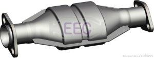 Catalyseur EEC PR8000 (X1)