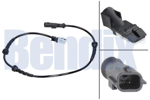 Capteur ABS BENDIX 058157B (X1)