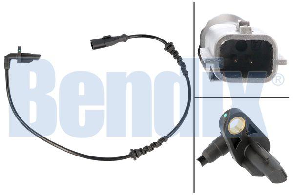 Capteur ABS BENDIX 058717B (X1)