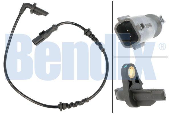 Capteur ABS BENDIX 058718B (X1)