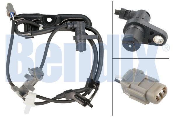 Capteur ABS BENDIX 058733B (X1)