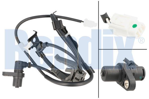 Capteur ABS BENDIX 058734B (X1)