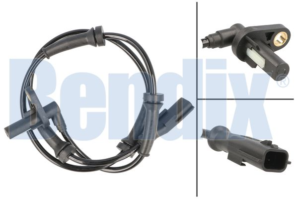 Capteur ABS BENDIX 058810B (X1)