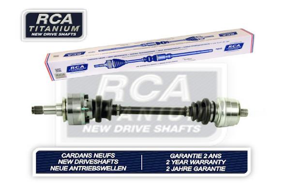 Cardans (arbre de transmission) RCA FRANCE AM100N (X1)