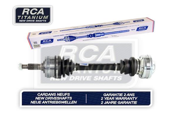 Cardans (arbre de transmission) RCA FRANCE AM112AN (X1)
