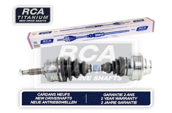 Cardans (arbre de transmission) RCA FRANCE AM114AN (X1)