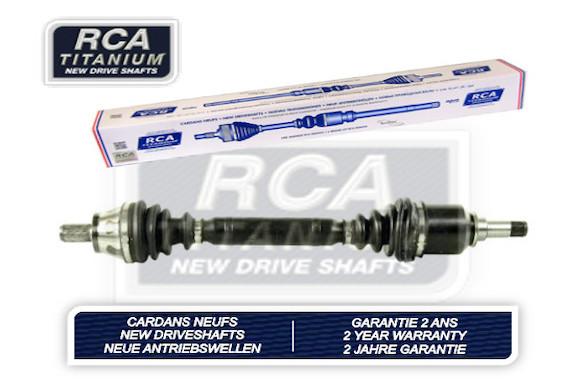 Cardans (arbre de transmission) RCA FRANCE AM401A1N (X1)
