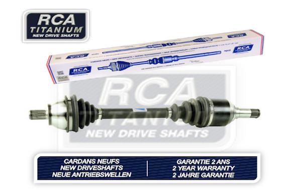 Cardans (arbre de transmission) RCA FRANCE AM403A1N (X1)