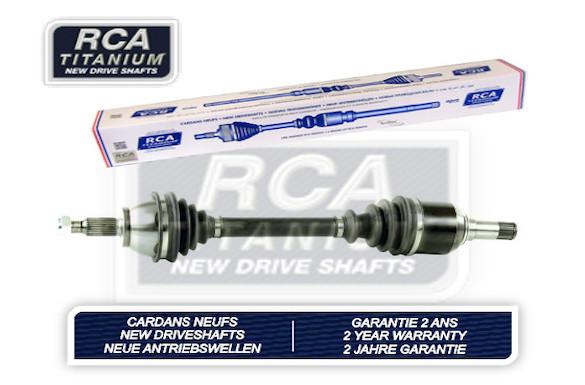 Cardans (arbre de transmission) RCA FRANCE AM403A2N (X1)