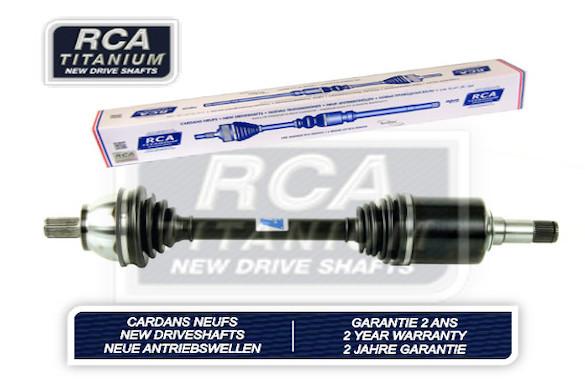Cardans (arbre de transmission) RCA FRANCE AM405A1N (X1)