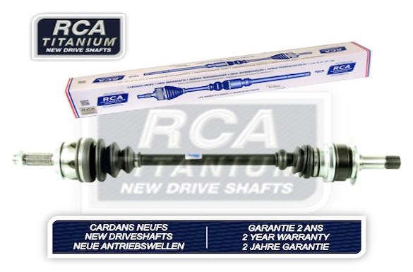 Cardans (arbre de transmission) RCA FRANCE AM900AN (X1)