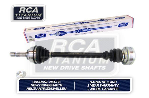 Cardans (arbre de transmission) RCA FRANCE AM901AN (X1)