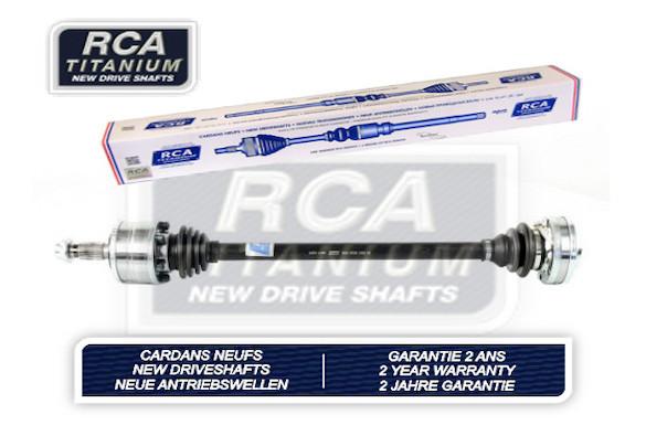 Cardans (arbre de transmission) RCA FRANCE AM902AN (X1)