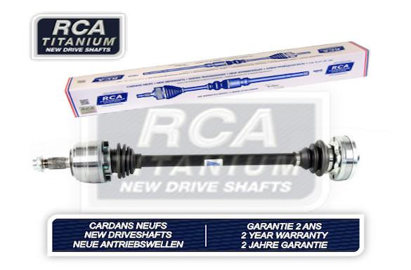 Cardans (arbre de transmission) RCA FRANCE AM903AN (X1)