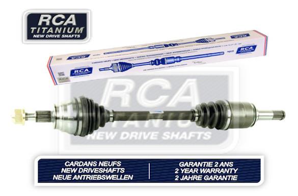Cardans (arbre de transmission) RCA FRANCE AM920AN (X1)