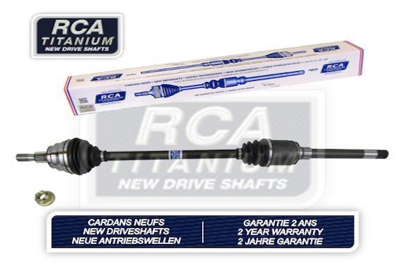 Cardans (arbre de transmission) RCA FRANCE AM921AN (X1)