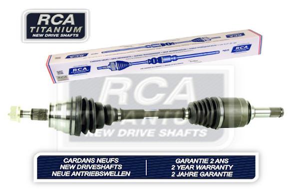 Cardans (arbre de transmission) RCA FRANCE AM922AN (X1)