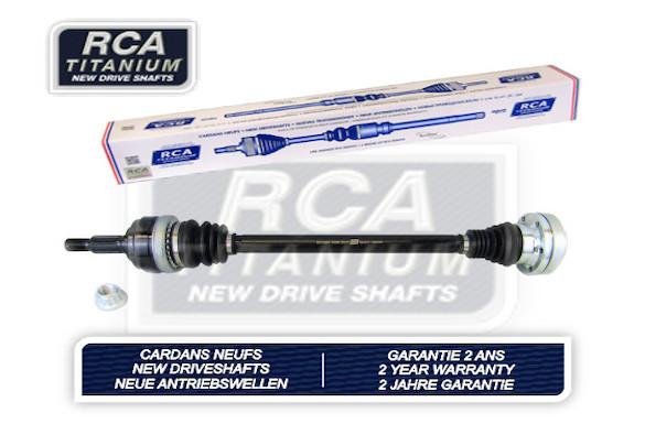 Cardans (arbre de transmission) RCA FRANCE AV955N (X1)