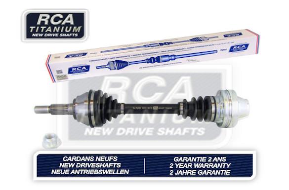 Cardans (arbre de transmission) RCA FRANCE AV961N (X1)